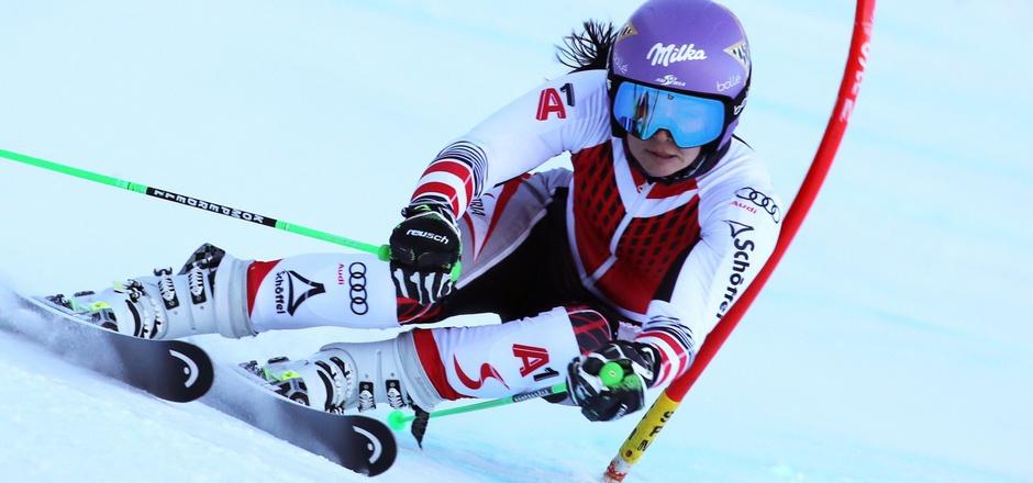Anna Veith zog sich erneut eine schwere Verletzung zu.