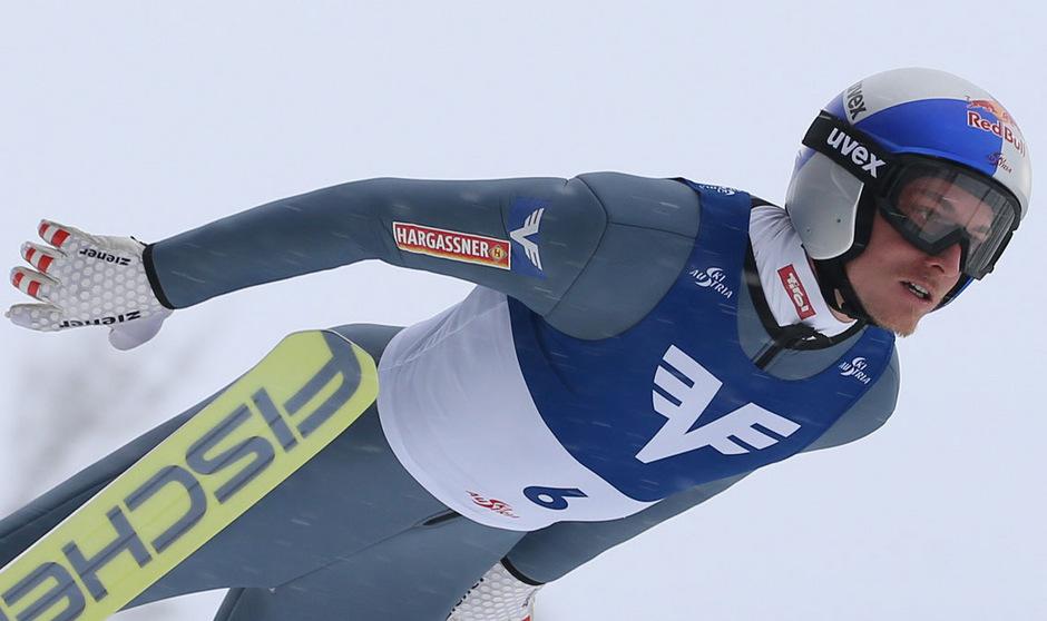 Gregor Schlierenzauer hebt auch kommende Woche im Kontinentalcup ab.