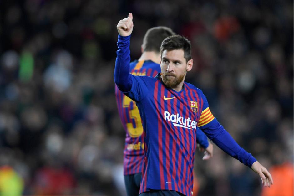 Messi erzielte beim Heimerfolg seinen 400. Liga-Treffer.