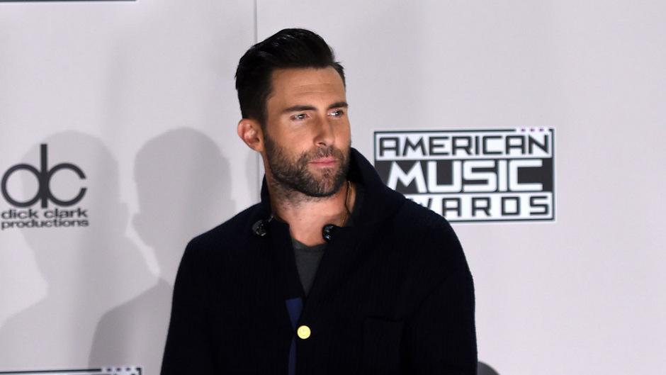 Maroon-5-Frontmann Adam Levine.