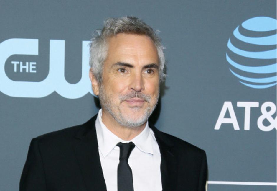 Alfonso Cuaron wurde für die beste Regie geehrt.