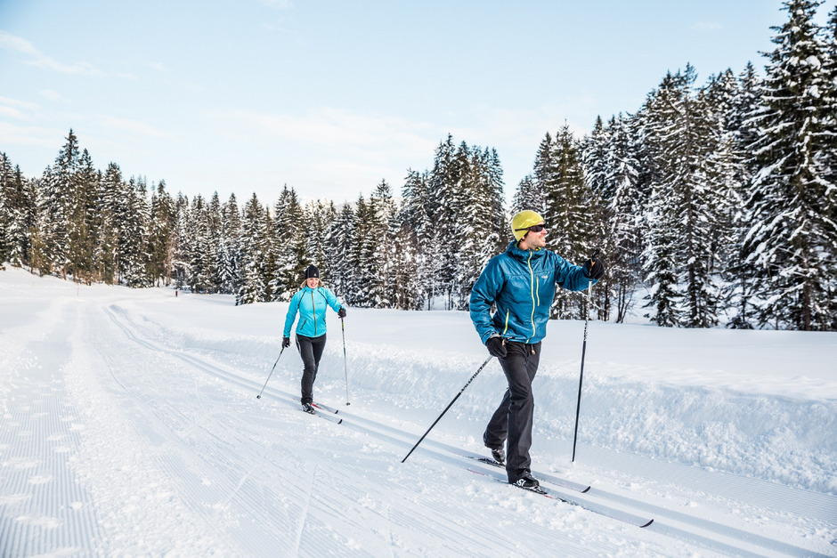 Das Langlaufen in den Kitzbüheler Alpen (Bild) soll künftig – insbesondere im Pillerseetal – reibungsloser funktionieren als bisher.