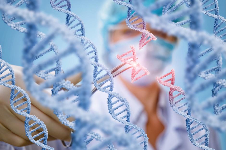 James Watson ist einer der Entdecker der DNA-Struktur.
