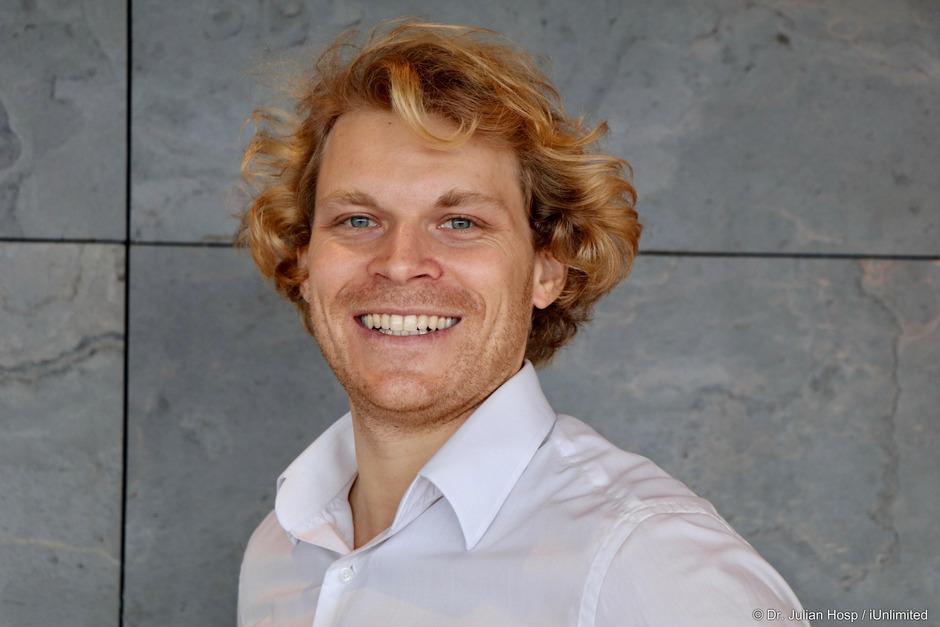 TenX-Mitgründer Julian Hosp zieht sich zurück.