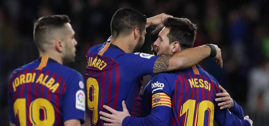 Die Barca-Kicker können jubeln: Kein anderer Fußballverein zahlt mehr Gehälter aus.