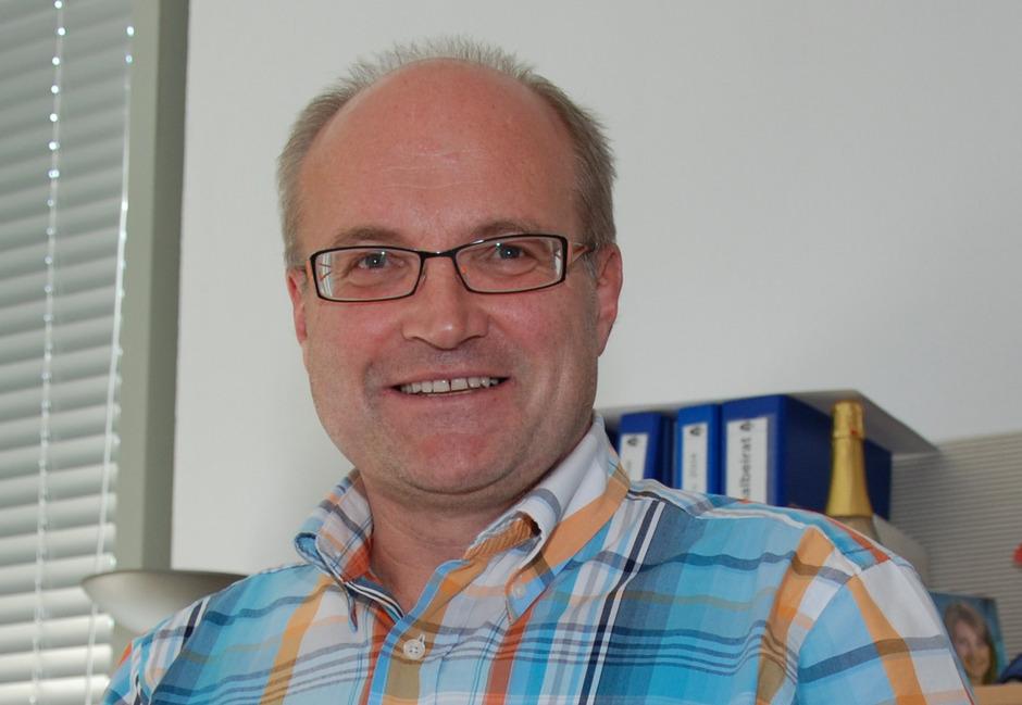 AMS-Leiter Günther Stürz bestätigte den Bestwert.