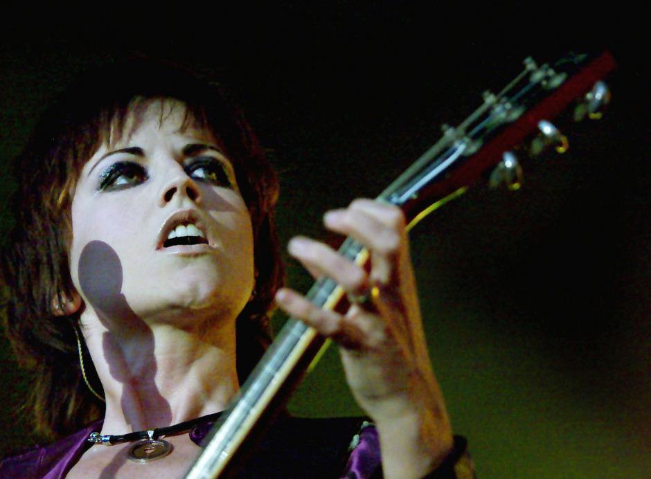 Dolores O'Riordan starb am 15. Jänner im Alter von 46 Jahren.