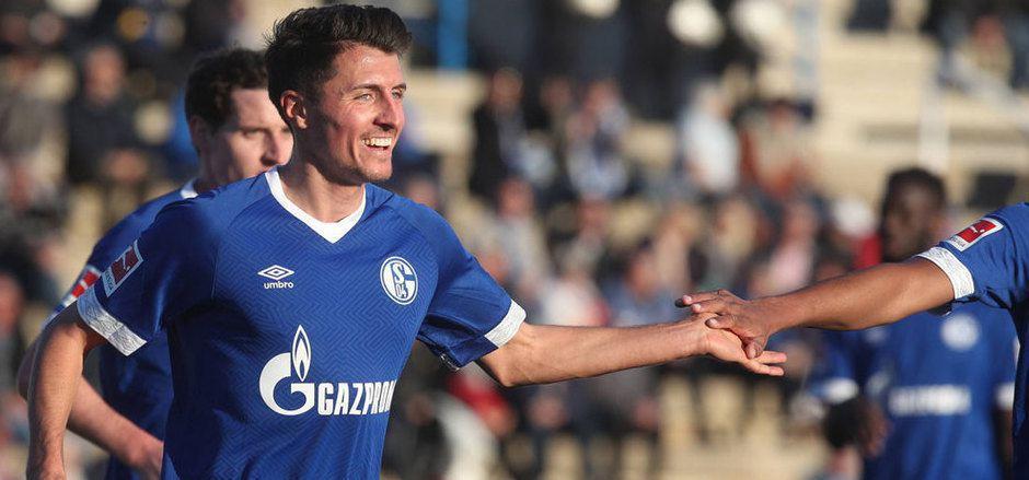 Der Ötztaler Schalke-Spieler Alessandro Schöpf präsentierte sich in der Vorbereitung treffsicher.