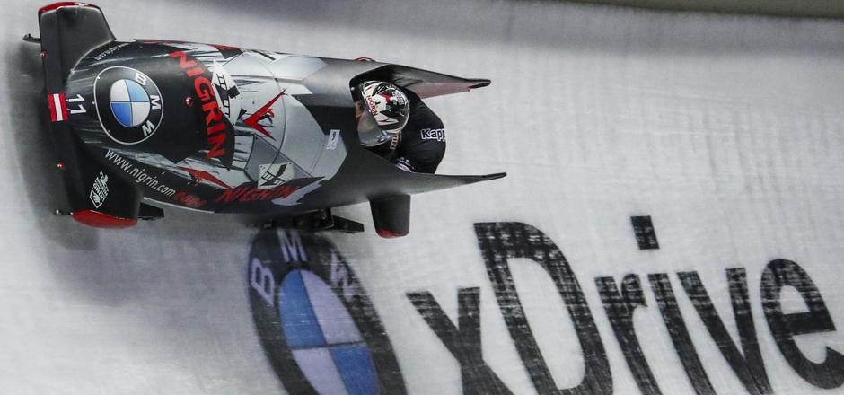 Der Olympia-Siebente (Viererbob) und -Achte (Zweierbob) Benjamin Maier wird in dieser Saison nicht mehr in den Weltcup zurückkehren.