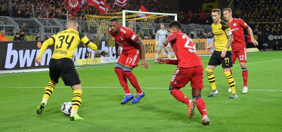 Können die Bayern den Dortmunder Sturm auf den neunten Meistertitel der Vereinsgeschichte noch verhindern?