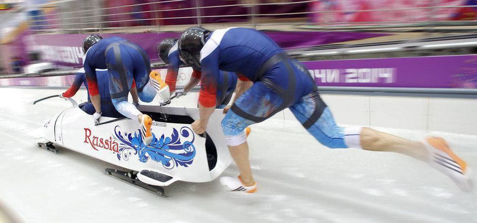 Alexander Subkov holte 2014 bei Olympia zweimal Gold. Das Ergebnis wurde aberkannt.
