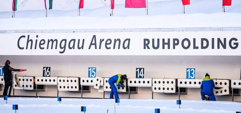 Am Mittwoch wurde in Ruhpolding bereits fleißig trainiert. Die Vorbereitungen auf den Weltcup sind abgeschlossen.