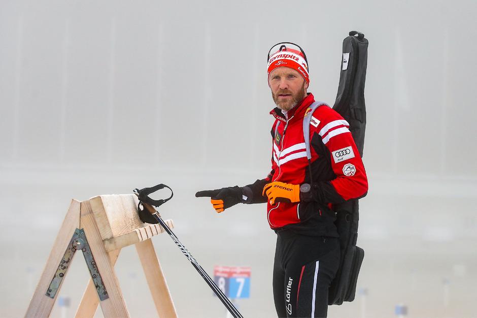 Simon Eder lief in die Top Ten.