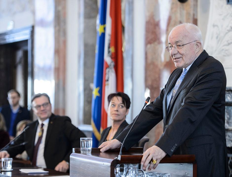 30 Jahre lang war Herwig van Staa (76) politisch in Tirol tätig. Als Innsbrucker Bürgermeister und Landeshauptmann setzte er viele Reformen um.