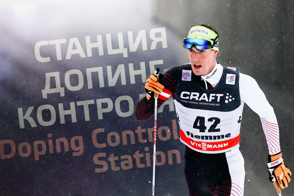 Doping-Sünder Johannes Dürr.