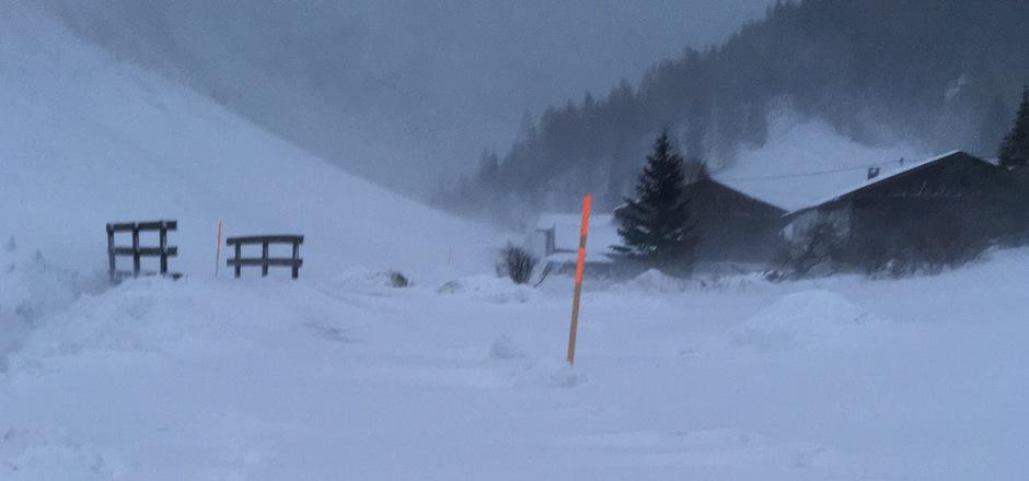 Streit um Schneeräumung im Venntal: Bauer denkt ans Wegziehen