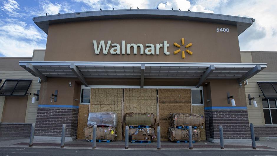 Walmart ist der größte Einzelhändler weltweit.