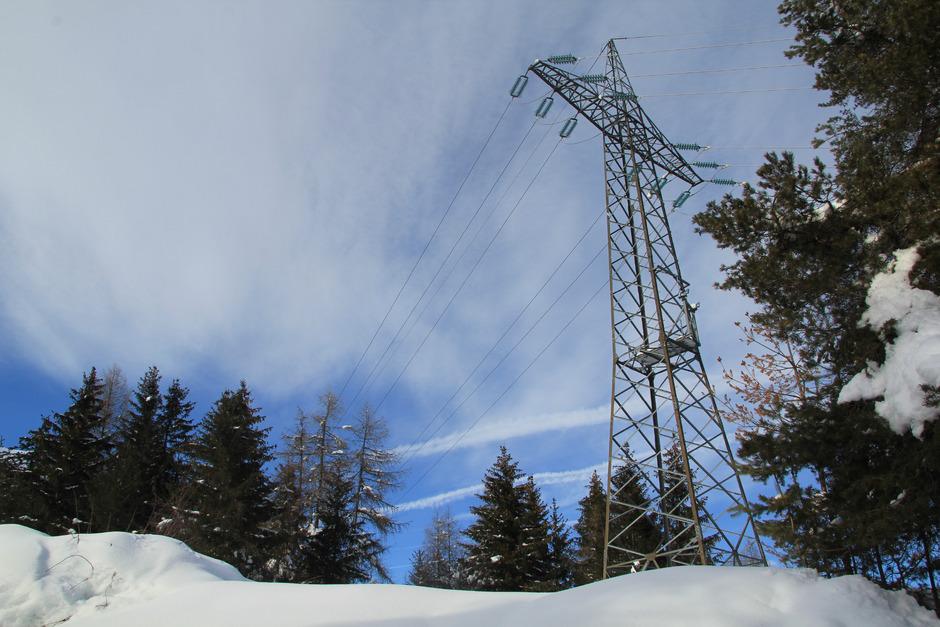 Die Tinetz arbeitet derzeit daran, die Stromversorgung für das Sonnenplateau zu verbessern.