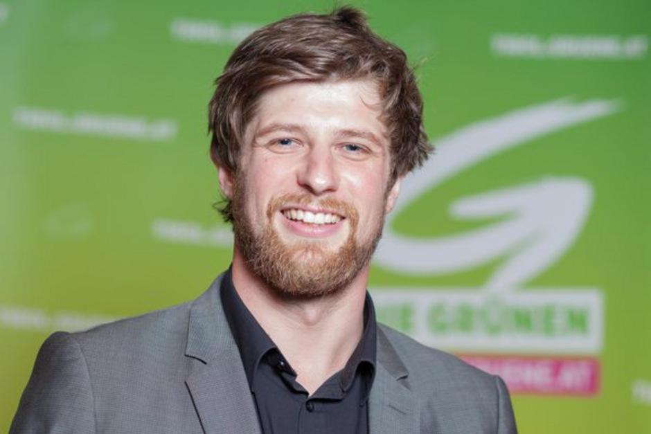 Thimo Fiesel ist Geschäftsführer der Tiroler Grünen.