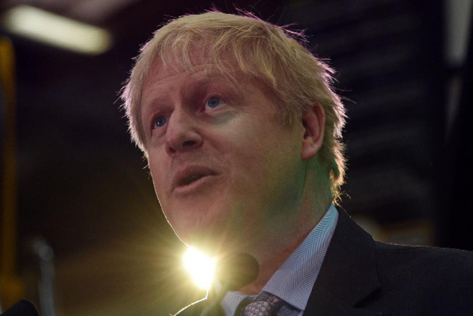 Brexit-Wortführer Boris Johnson kritisiert die Regierung von Theresa May.