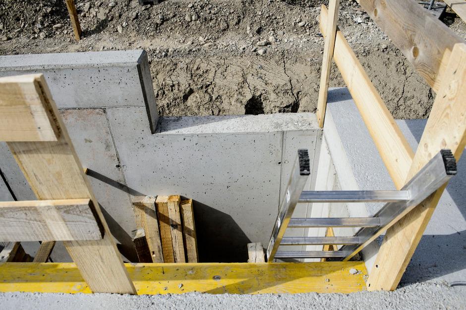Der Großteil des Impulspakets floss in Hoch- und Tiefbauprojekte und stützte so - wie beabsichtigt - die Tiroler Bauwirtschaft.
