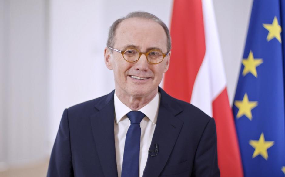Othmar Karas tritt zur EU-Wahl als VP-Spitzenkandidat an.