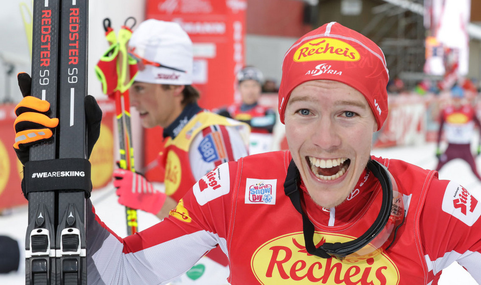 Franz-Josef Rehrl feierte den zweiten Sieg innerhalb von 24 Stunden.