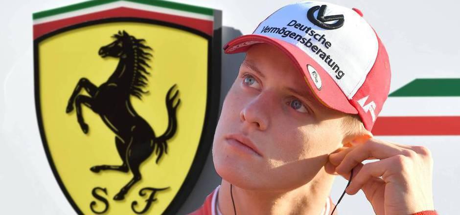 Mick eröffnet eine neue Schumacher-Ära bei Ferrari.