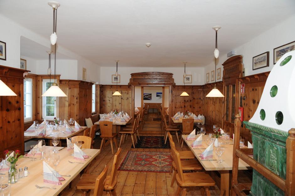 Das neu renovierte und sanierte Gasthaus Heiligwasser des Stifts Wilten ist seit 1. November geschlossen.