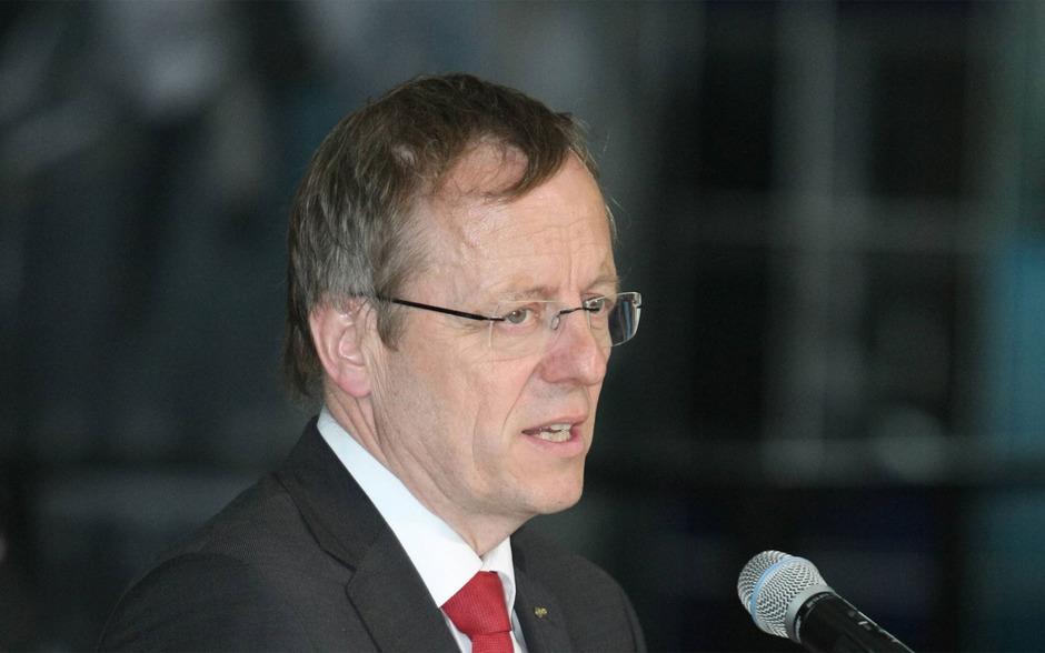 ESA-Chef Jan Wörner.