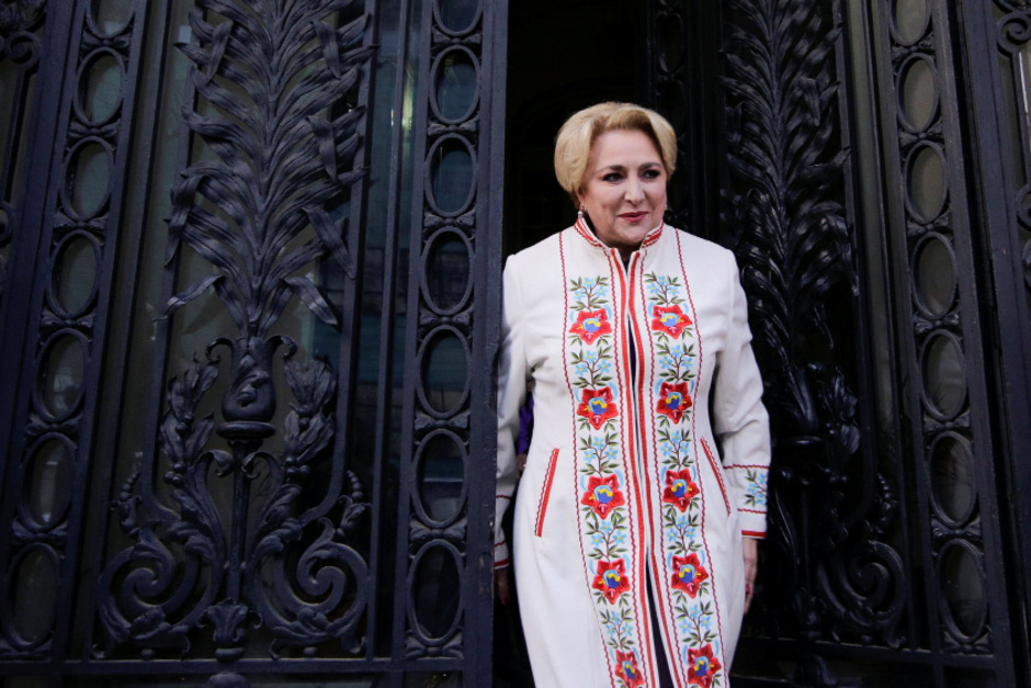 Vasilica Viorica Dancila.