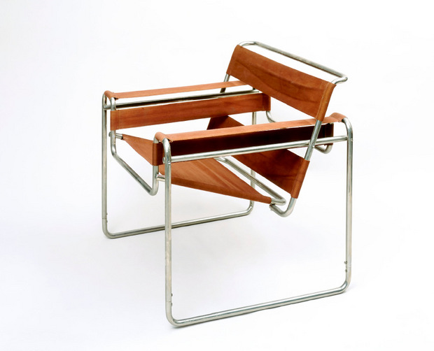 """Bauhaus-Design (hier der """"Wassily""""-Stuhl von Breuer) wurde für die Massen produziert, war aber schon aufgrund des Preises elitär."""