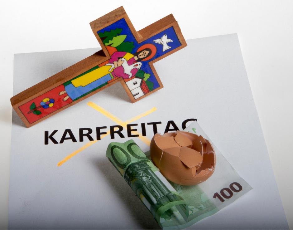 Die bisherige Regelung am Karfreitag in Österreich verstößt laut Europäischem Gerichtshof gegen die EU-Gleichbehandlungsrichtlinie.