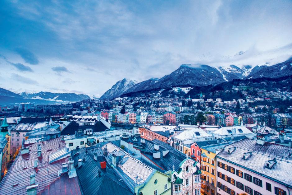 Der Weitblick in der Raumordnung fehlt auch in Innsbruck. Zumindest wird nur innerhalb der Gemeindegrenze und nicht darüber hinaus in den Speckgürtel gedacht.