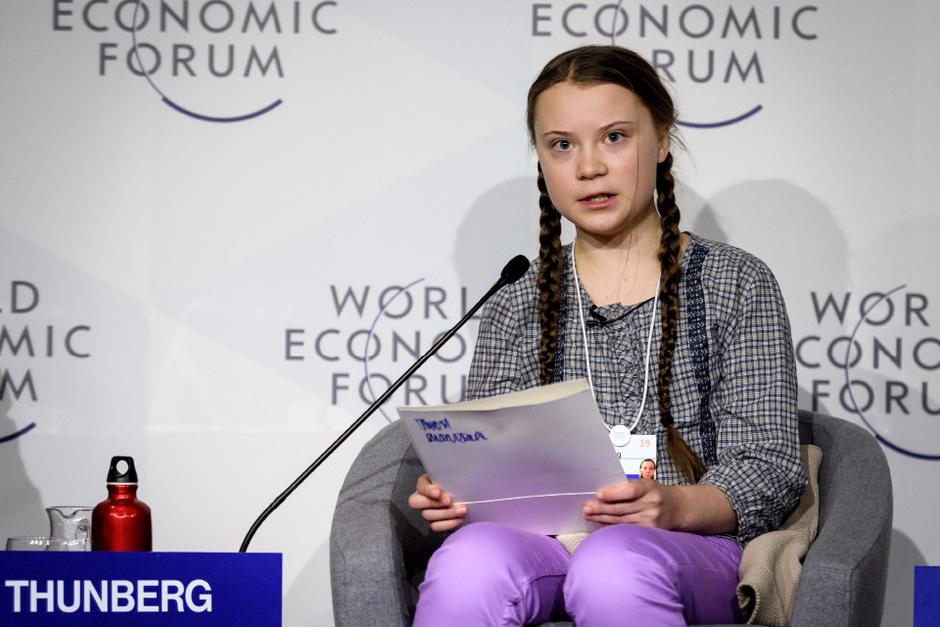 "Greta Thunberg Update: 16-jährige Aktivistin Greta Thunberg: ""Davos Kein Erfolg"