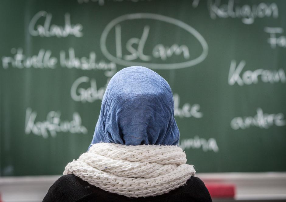 Unter islamischen Schülern sind die Abmeldezahlen vom Religionsunterricht hoch.