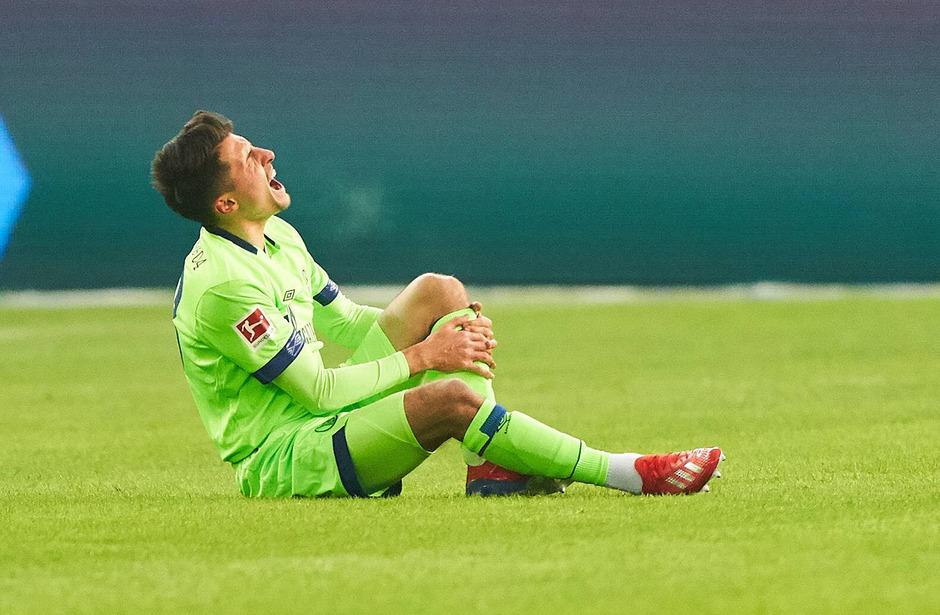 Fehlt Schalke und dem ÖFB-Team schmerzlich – Alessandro Schöpf unterzieht sich einer Knie-Operation.