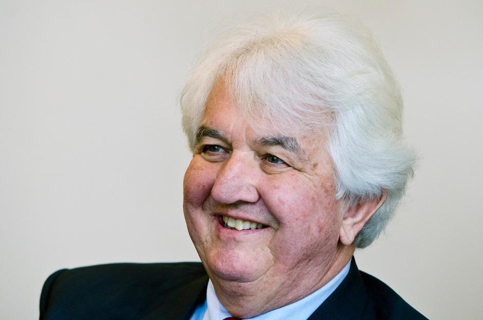 Robert Holzmann (69) wird neuer OeNB-Gouverneur.
