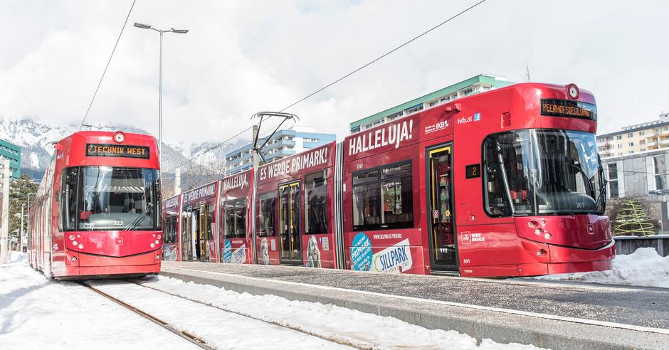 Bei den neuen Straßenbahnlinien wird weiter am richtigen Takt und passenden Ampelschaltungen gearbeitet.