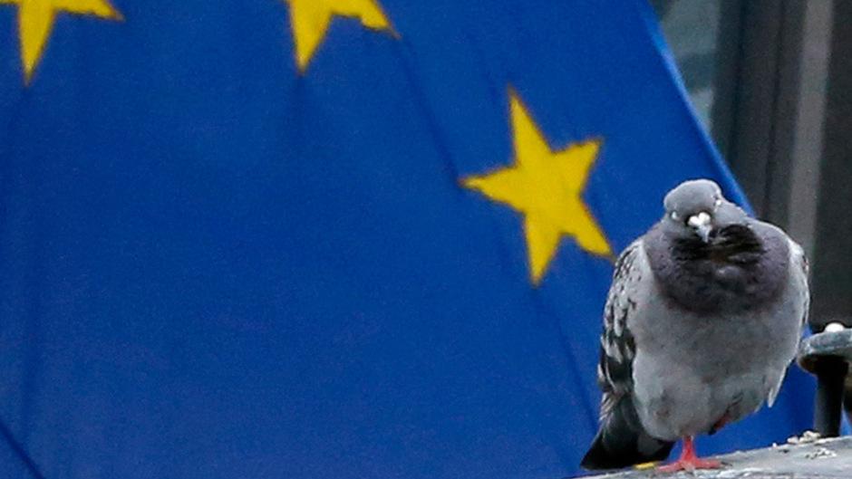 Europa ist die friedlichste Region der Welt.