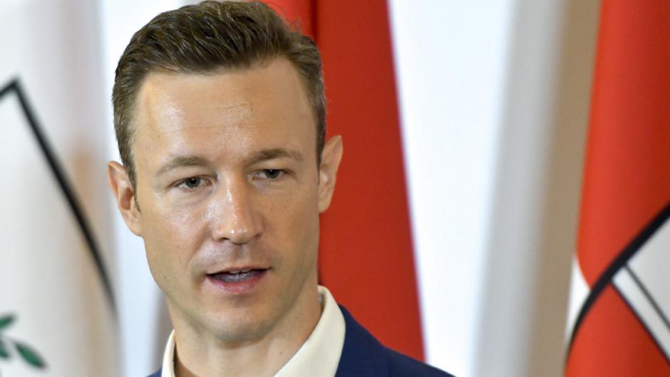Blümel verfolgt als Wiener ÖVP-Obmann ein großes Ziel, will er doch seine Partei dort zur stärksten Kraft machen.