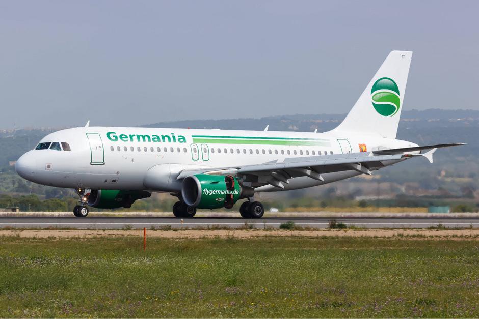 Germania ist eine deutsche Fluggesellschaft mit einer mehr als 30-jährigen Geschichte. Sie betreibt nach eigenen Angaben 37 Mittelstreckenjets und ist neben Linienflügen auch für viele Reiseveranstalter unterwegs.