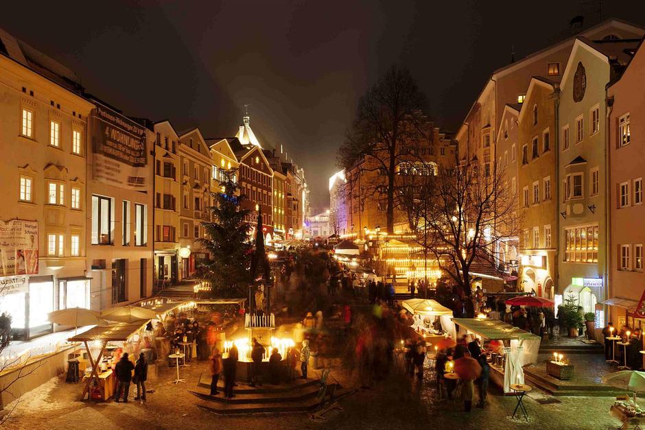 Das Fest der 1000 Lichter ist nur eine von vielen Veranstaltungen in der Tourismusregion Kufsteinerland.