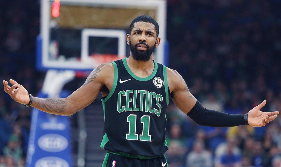 Matchwinner für die Boston Celtics: Kyrie Irving.