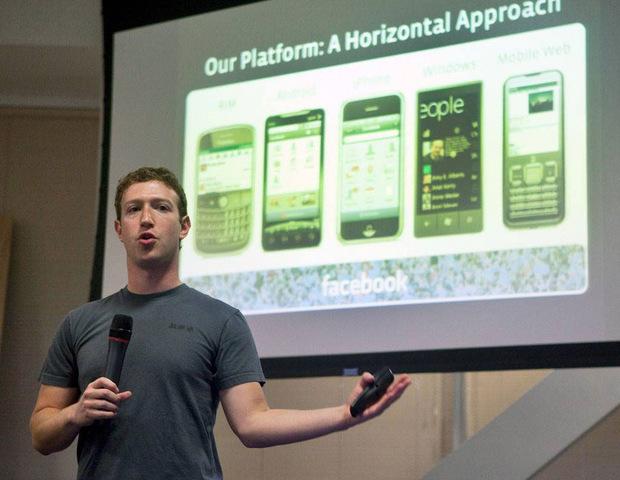 2009: Facebook wird mobil.