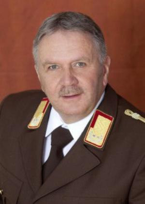 Gruber ist seit 2004 Landesfeuerwehrinspektor.