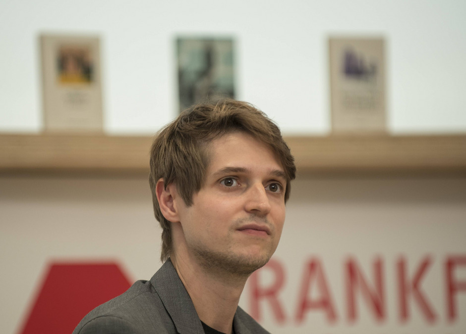 Benedict Wells, heute 34, schrieb sein erstes Buch mit 19.