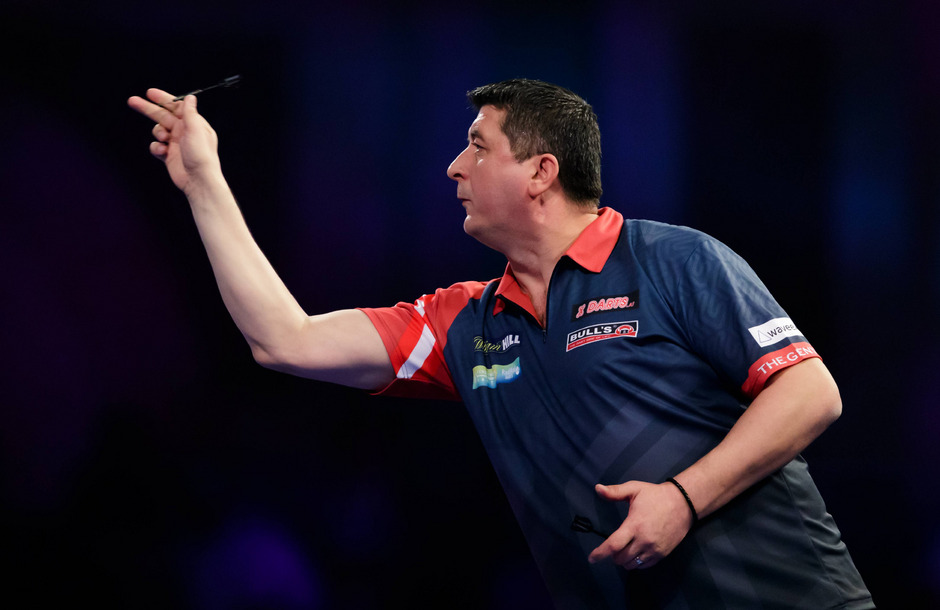 Wieder in der Premier League am Start: Mensur Suljovic.