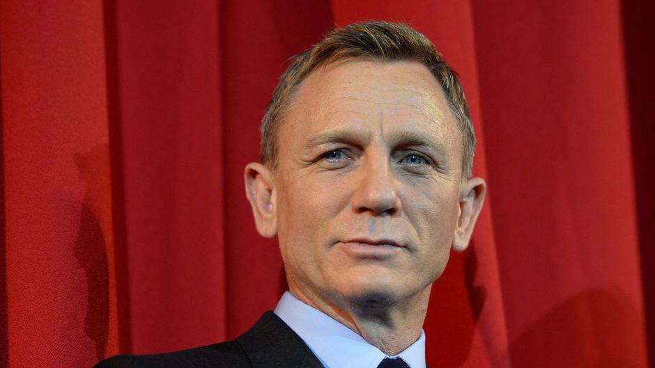 US-Schauspieler Daniel Craig.