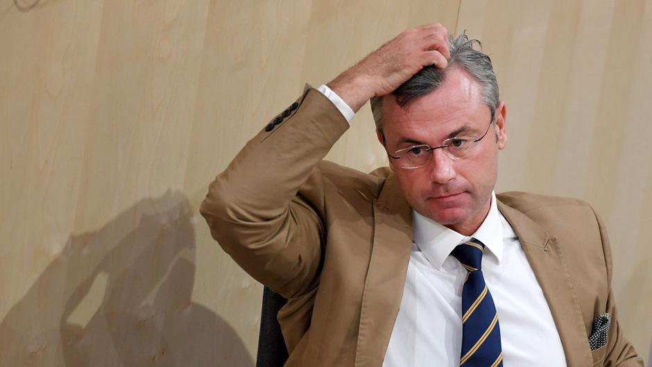 Verkehrsminister Norbert Hofer (FPÖ).